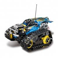 Masina de Curse cu Senile din 391 Piese Lego