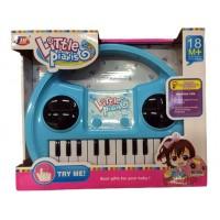 Mini pian cu baterii